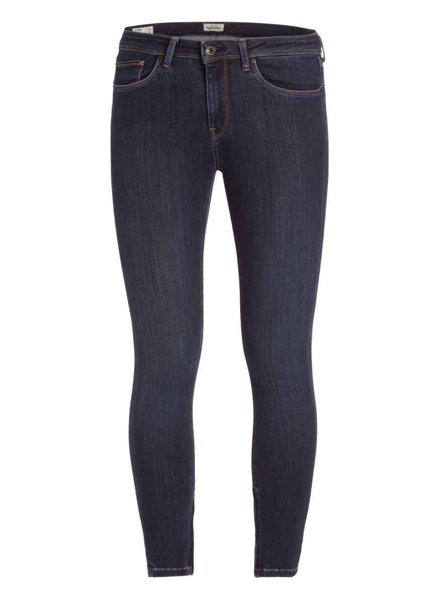 Cher Powerflex Bei jeans Dark Blue skinny Pepe Jeans 7 Used Von Kaufen 8 High fvbgYy76