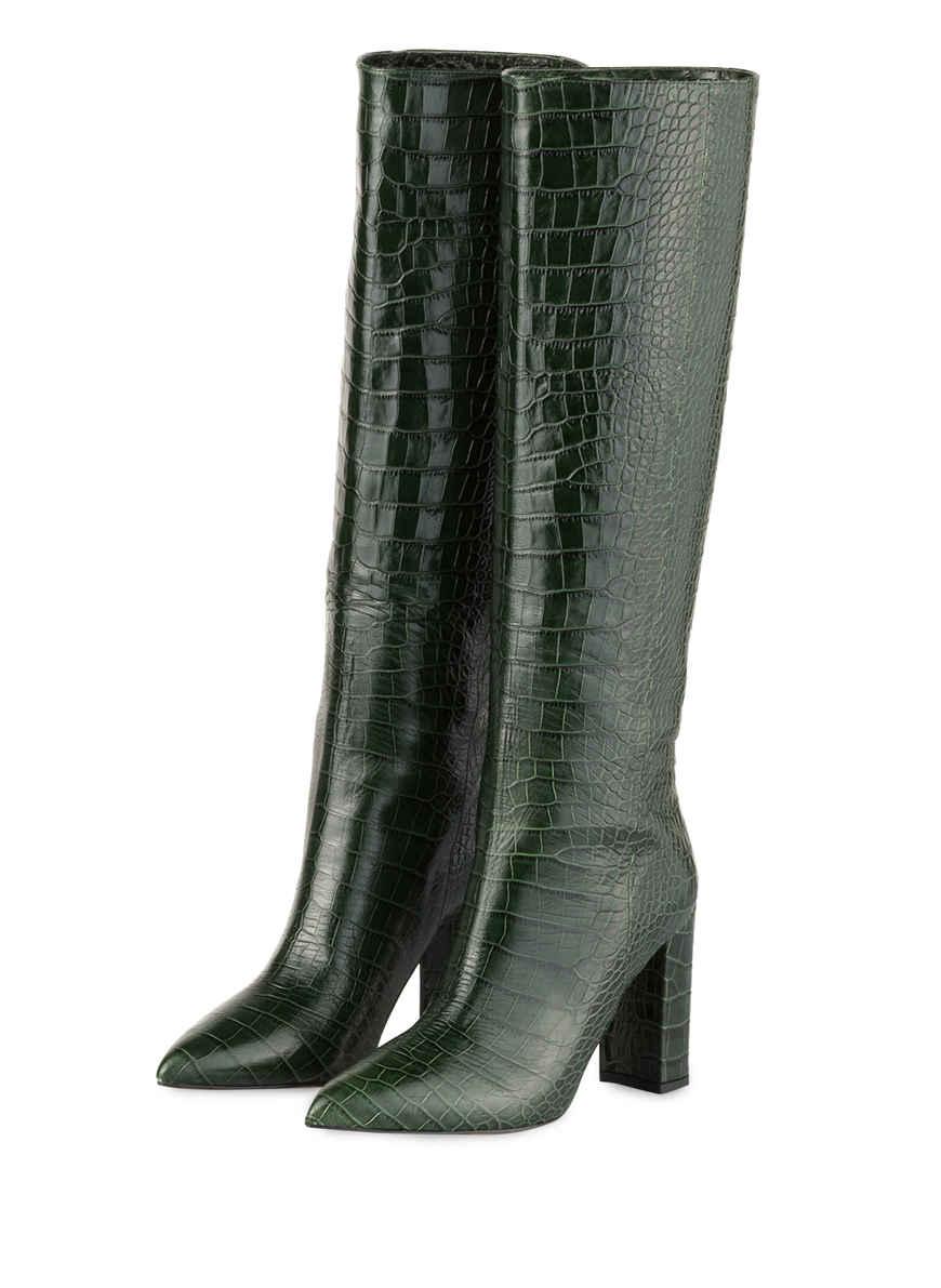 Bei Von Kaufen Di Dunkelgrün Stiefel Bianca WED2H9IY