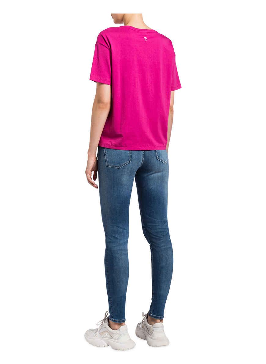 T-shirt Von Marc O'polo Denim Pink