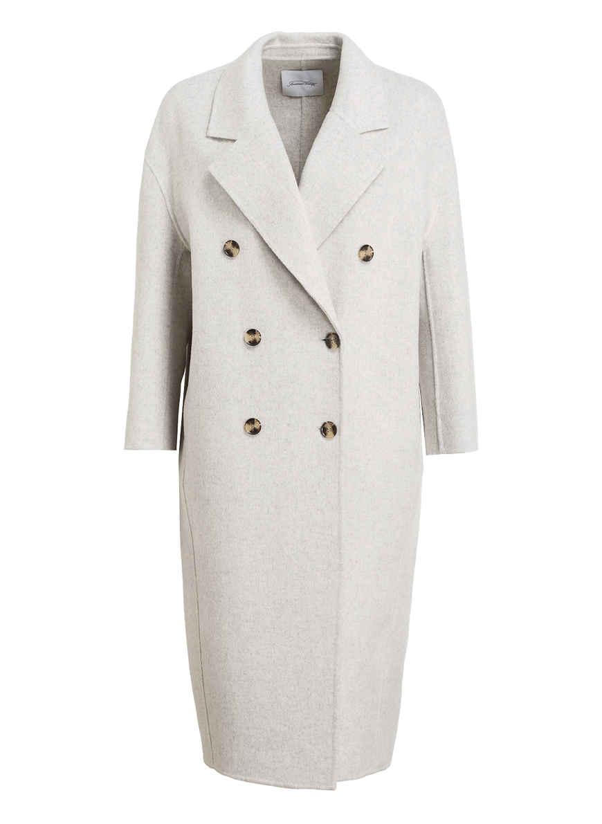 Hellgrau American Kaufen Oversized Von Vintage Bei mantel Meliert 08nwPOXZNk