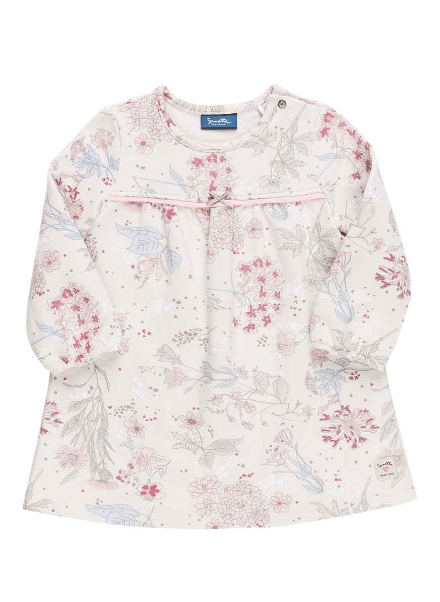 Creme Bei Kaufen Sweatkleid Von Kidswear Sanetta 8n0OPXkNw