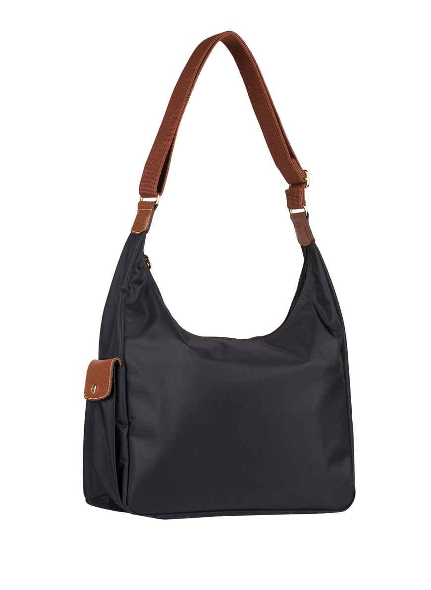 Hobo-bag Pliage Von Longchamp Schwarz Black Friday