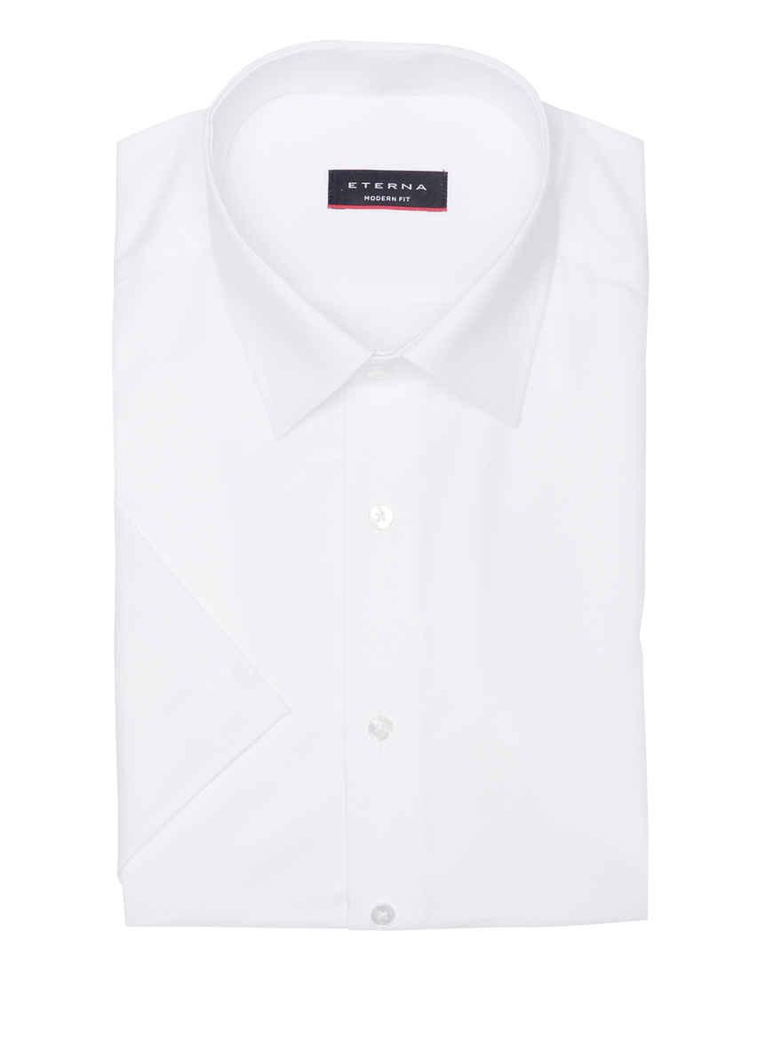 Halbarm Eterna Von Kaufen Modern hemd Fit Bei Weiss XZiPuTkO