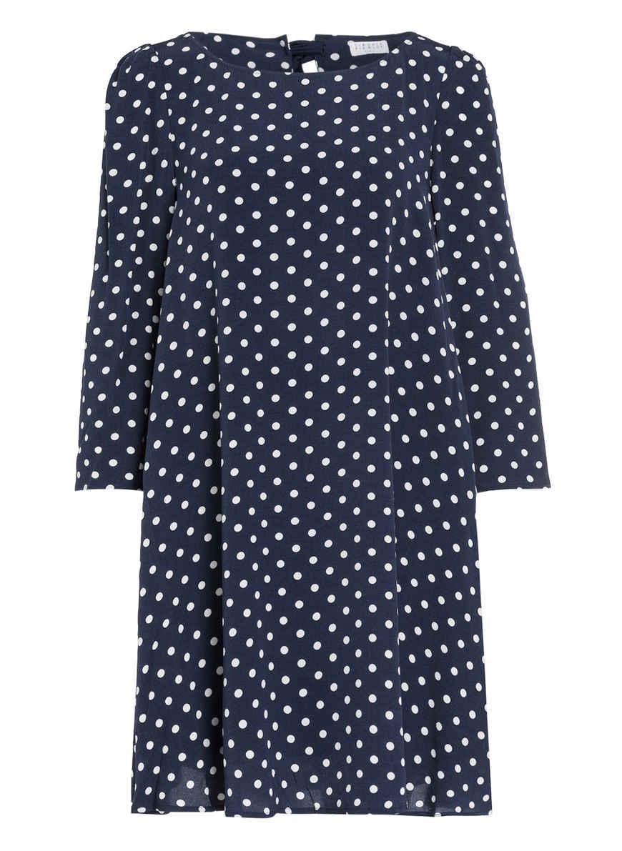 DunkelblauCreme Pierlot Claudie Von Kaufen Kleid Bei Rififi Ok0nwP