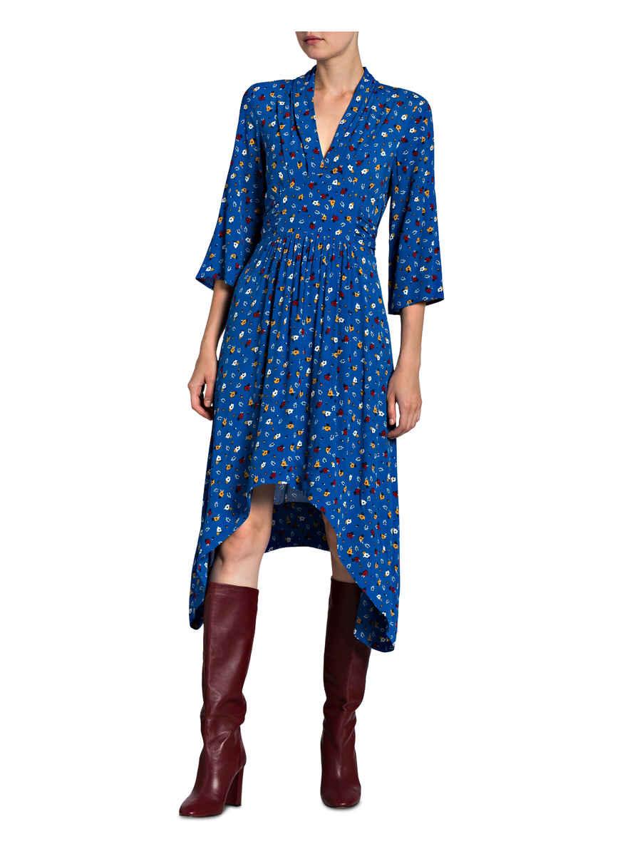 Bei Ba Kaufen Kleid MeliertDunkelgelbRot amp;sh Blau Von Lilia y6gb7f
