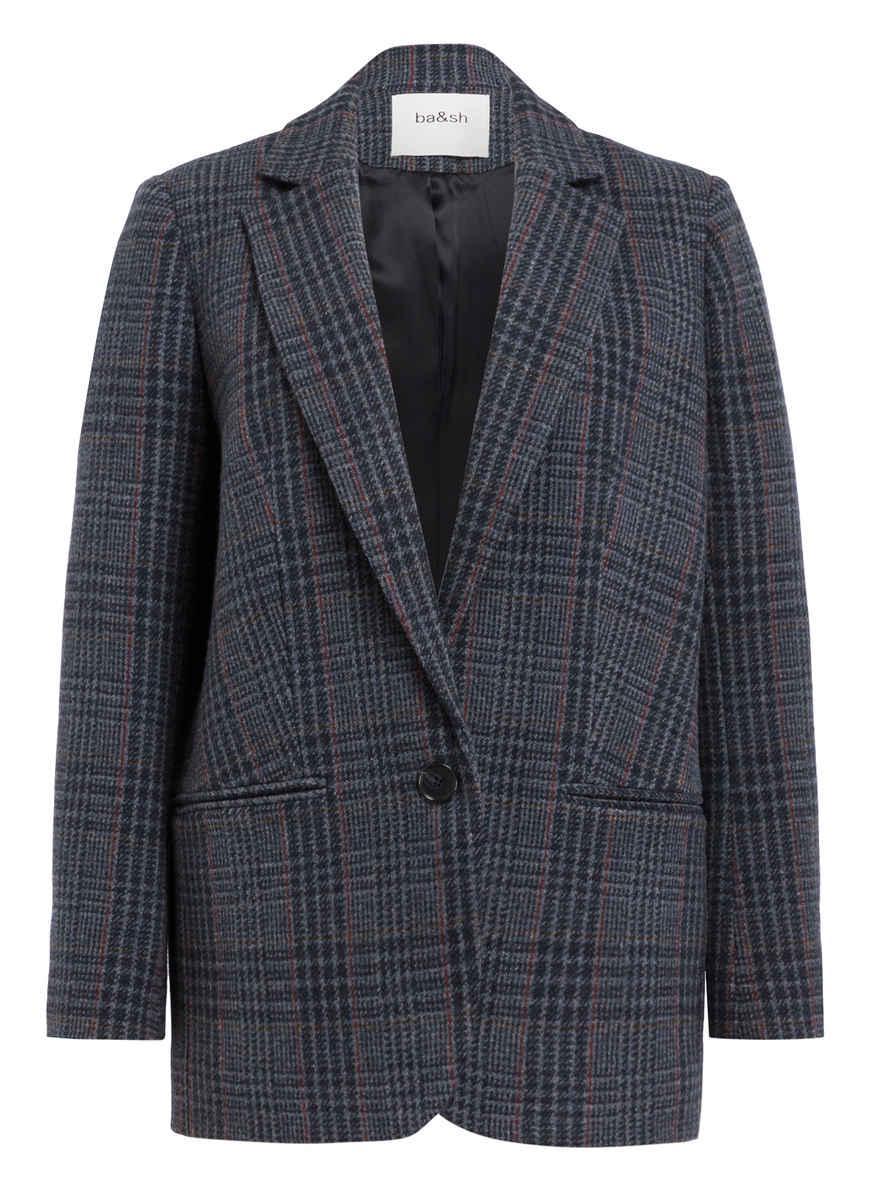 Ba Kaufen Mantel Von Theo amp;sh Bei Dunkelblau 76yvfgbY