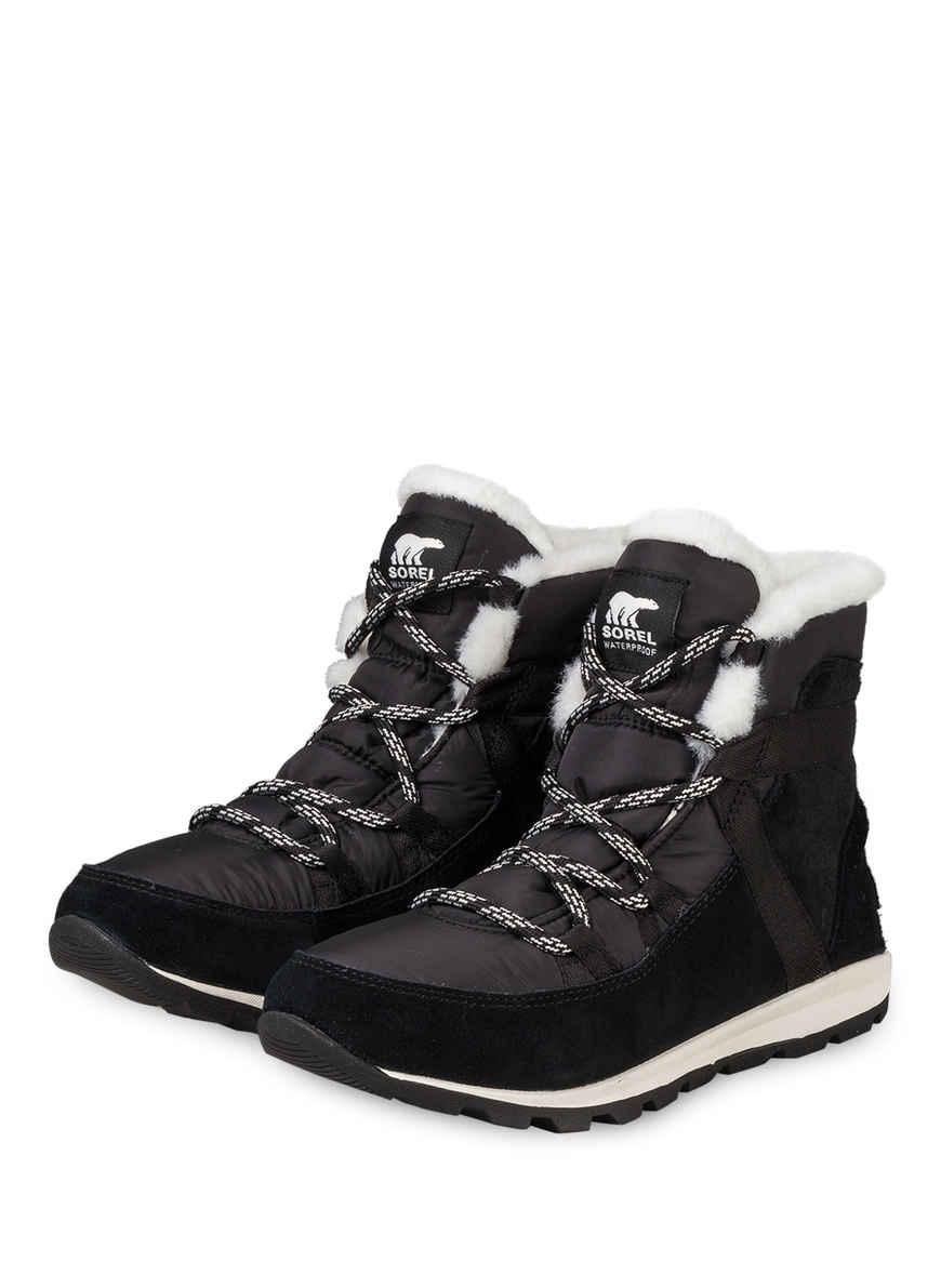 Bei Schwarz Whitney Sorel Von Flurry Boots Kaufen lcTFJK13