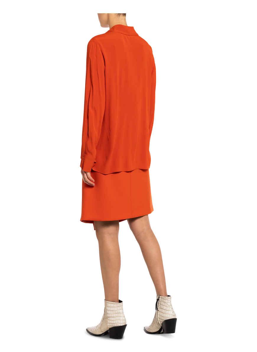 Hemdbluse Von Luisa Cerano Orange