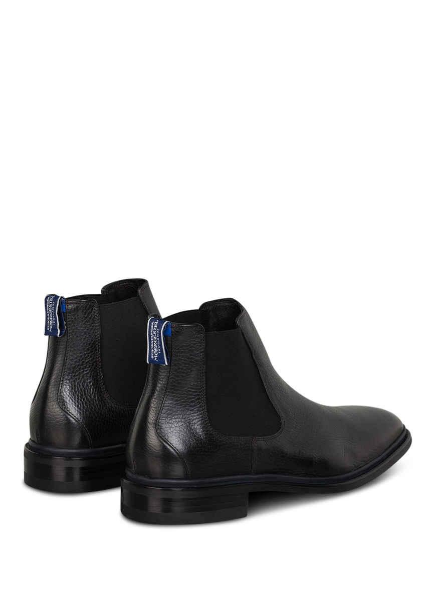 Chelsea-boots Von Floris Van Bommel Schwarz Black Friday