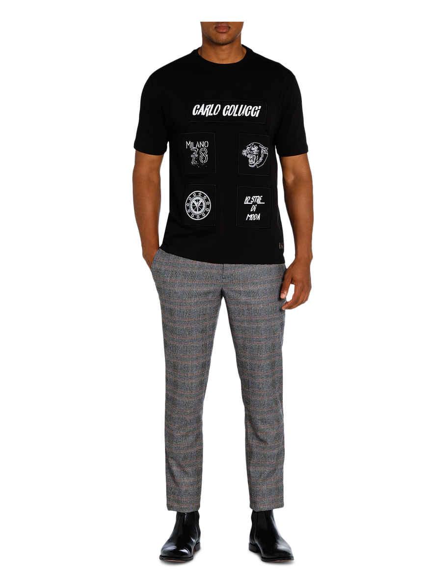 Von Schwarz shirt Carlo Kaufen Colucci T Bei 5jR43AL