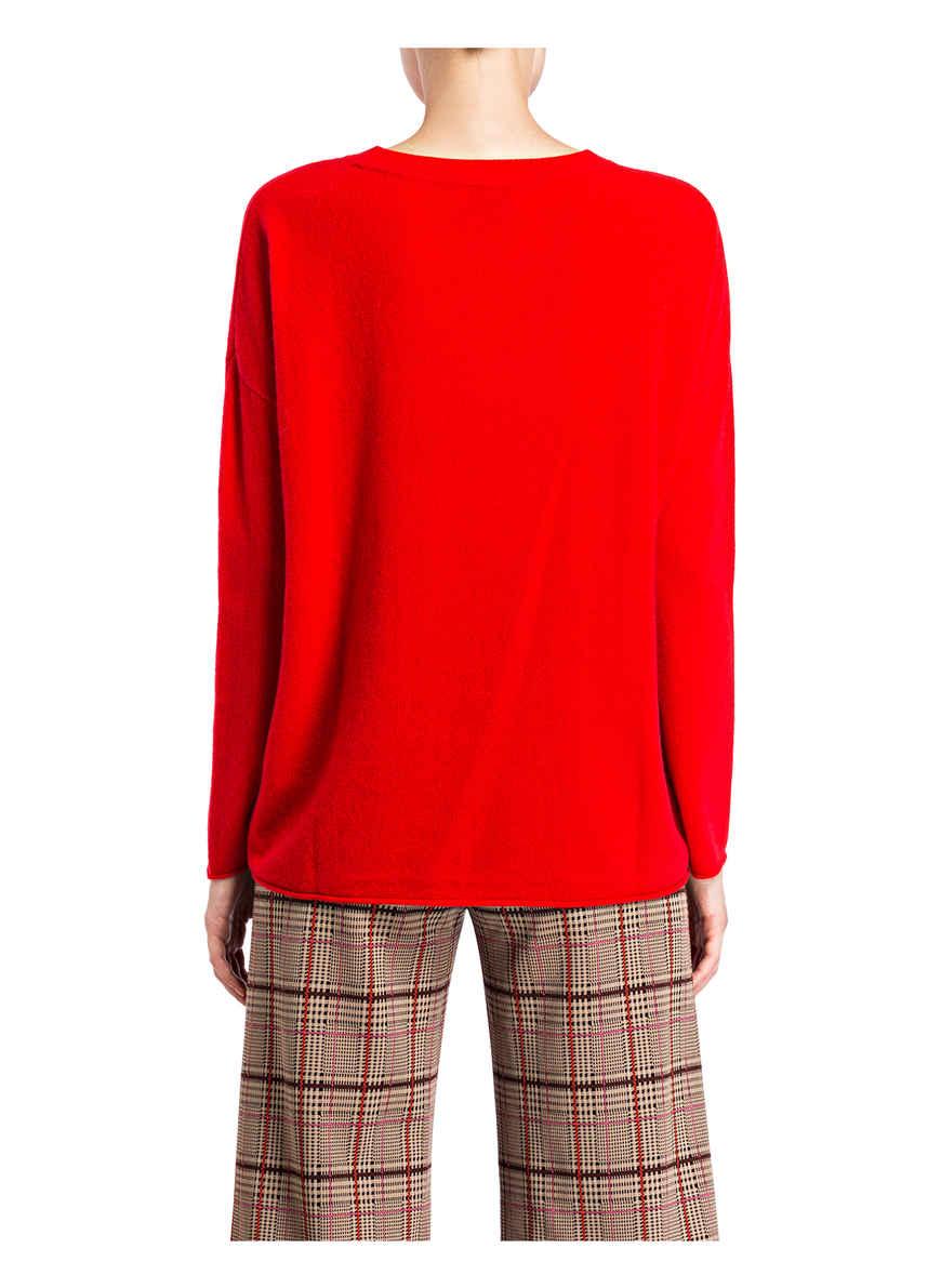 Von Allude Rot pullover Bei Kaufen Cashmere W2eIYED9H