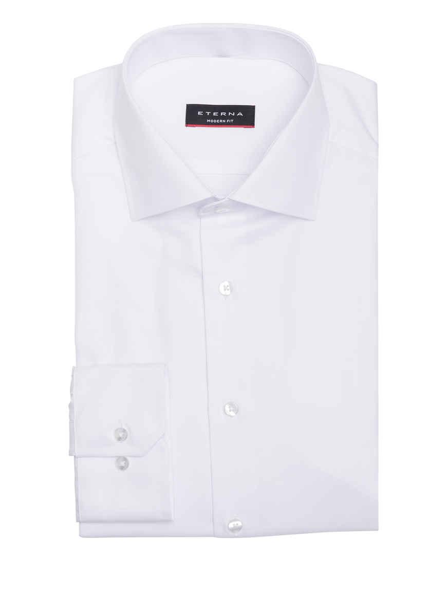 Bei Kaufen Eterna Modern Hemd Weiss Fit Von AjL53R4
