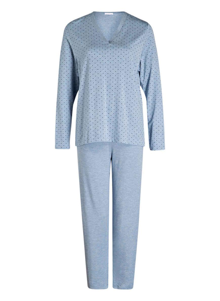 Kaufen schlafanzug Bei 7 Von Hellblau 8 Mey KJ3lF1Tc