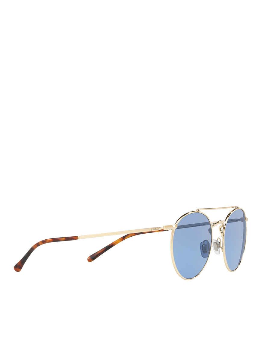 Sonnenbrille Ralph Kaufen 911672GoldBlau Lauren Von Polo Bei Ph3114 LzpSVMqUG