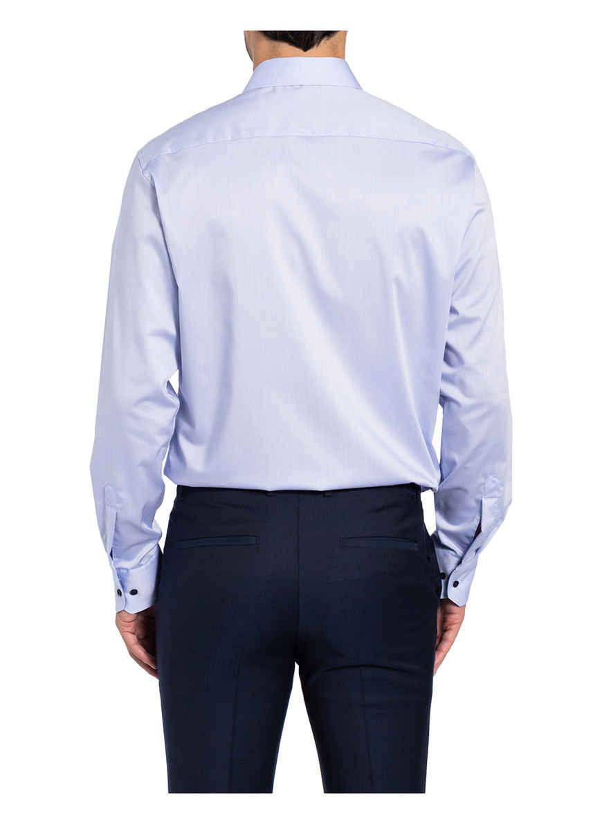 Hemd Modern Fit Von Eterna Hellblau Black Friday