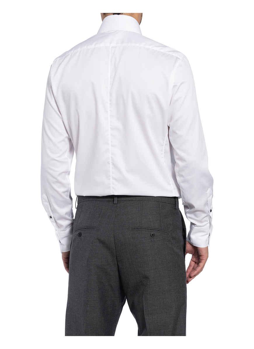 Hemd Modern Fit Von Karl Lagerfeld Weiss Black Friday