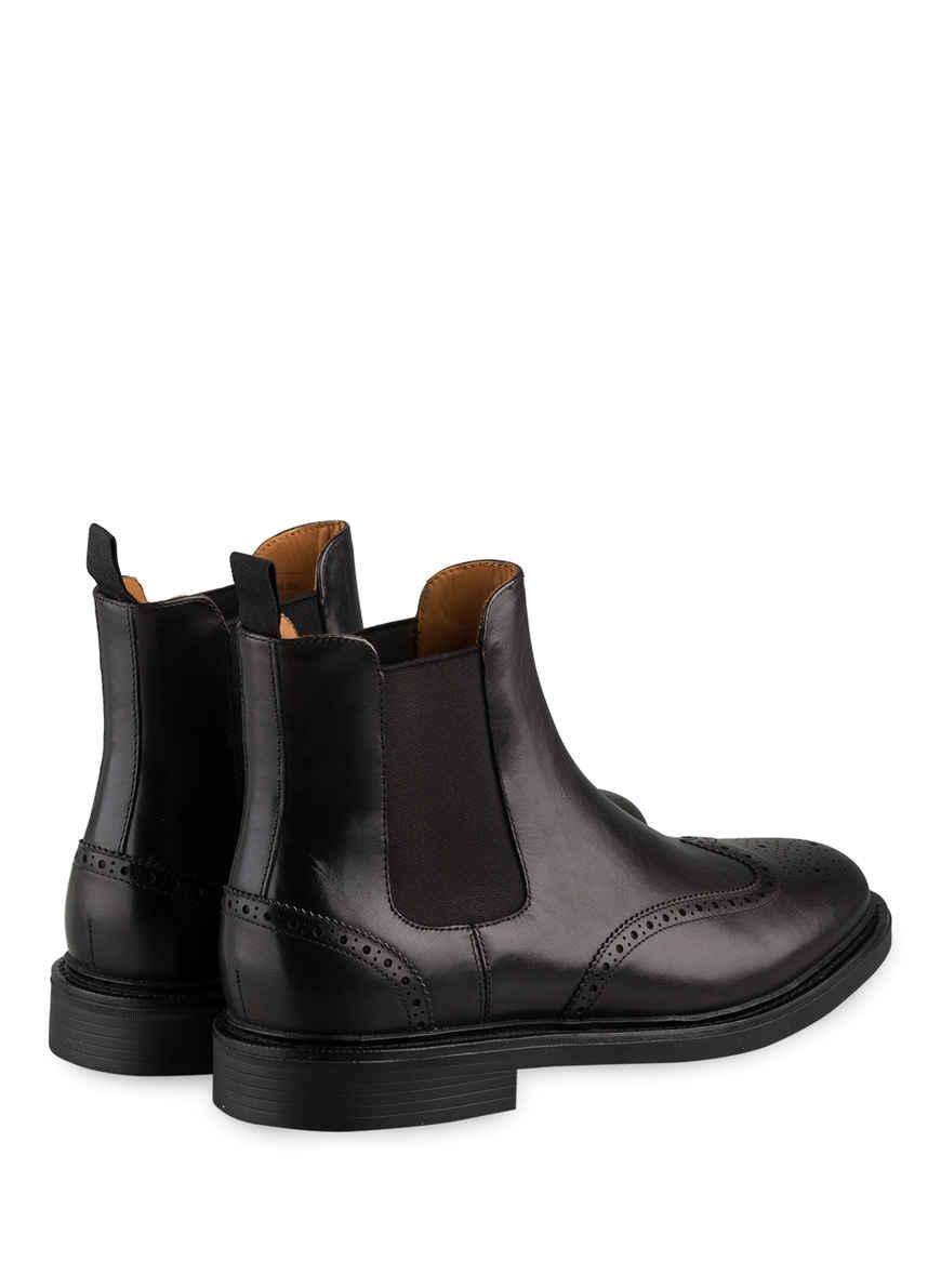 Chelsea-boots Asher Von Polo Ralph Lauren Schwarz Black Friday
