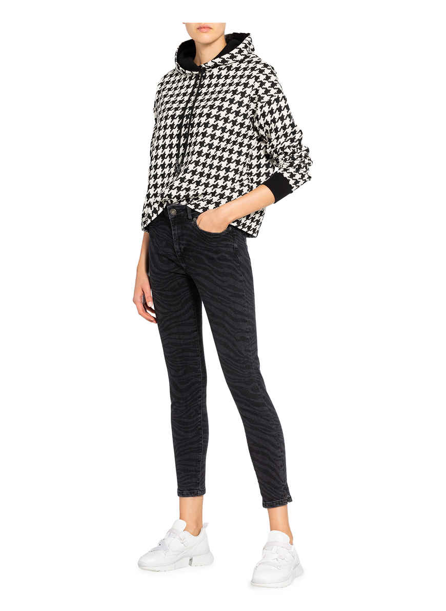 7/8-skinny-jeans Von One More Story Mid Blue Washed