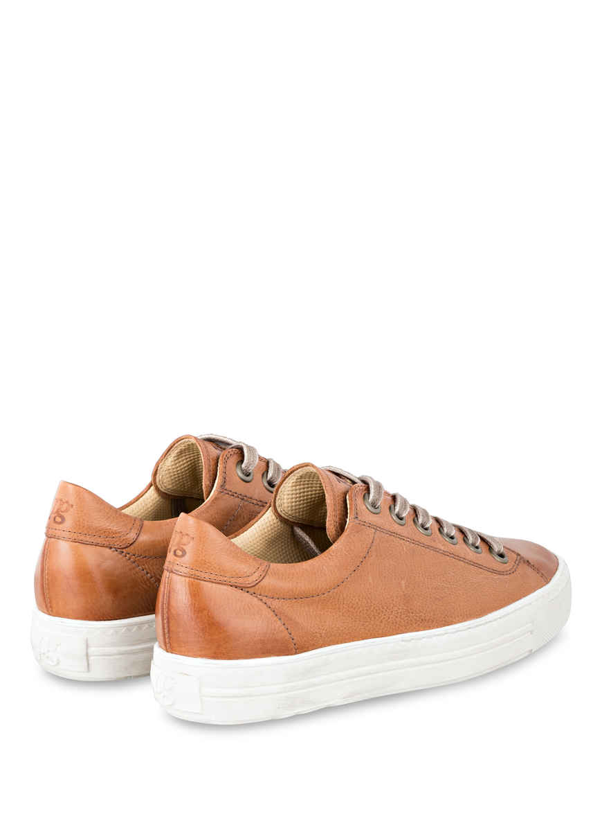 Sneaker Von Paul Green Cognac Black Friday