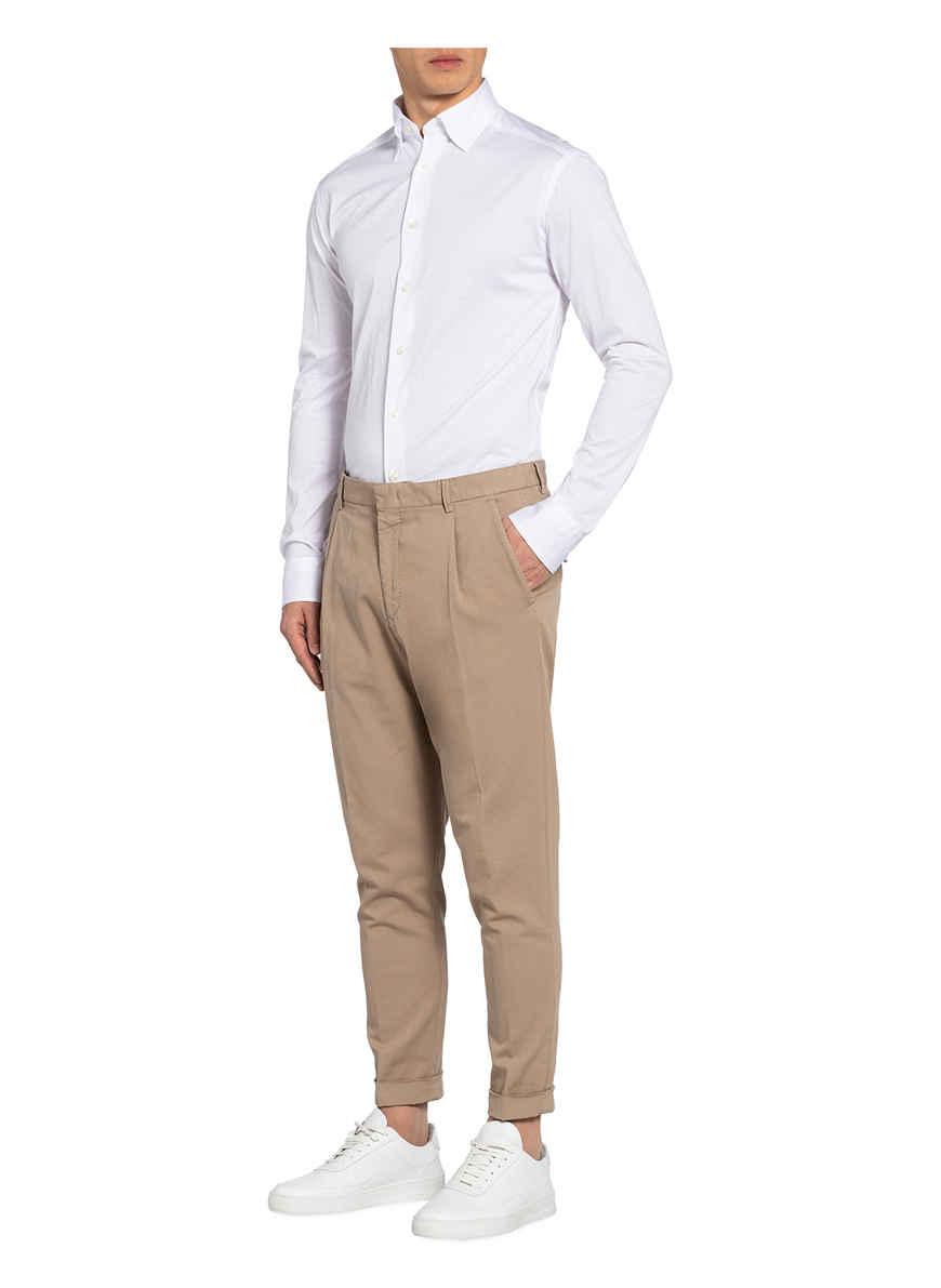 Jerseyhemd Slim Fit Von Eton Weiss Black Friday