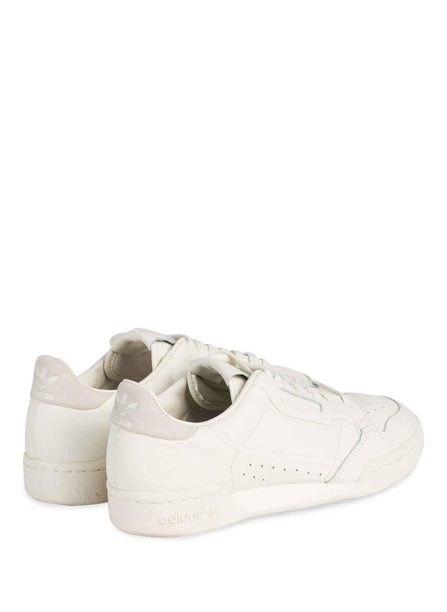 Sneaker Continental 80 Von Adidas Originals Offwhite Black Friday