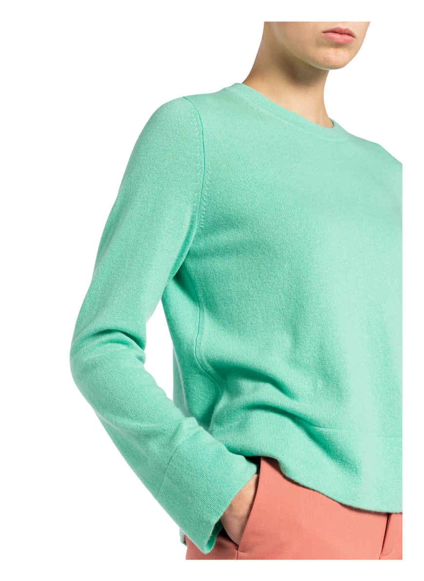 Cashmere-pullover Von Ftc Cashmere Hellgrün