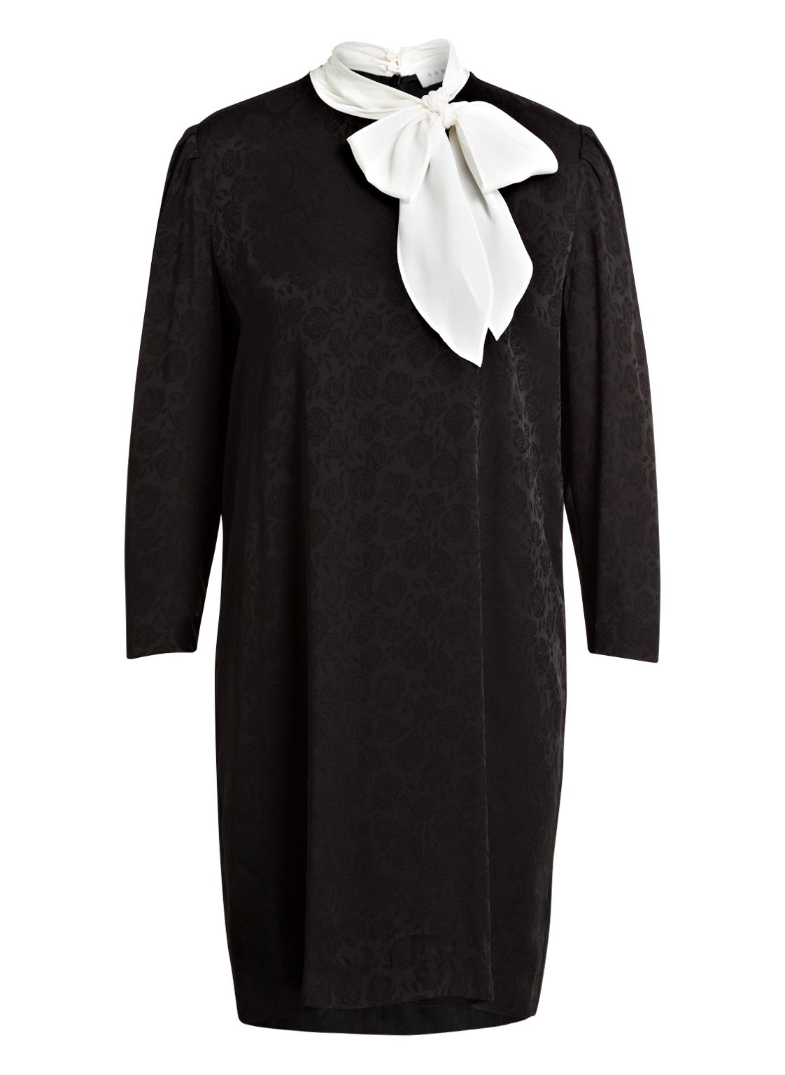 S oliver denim kleid lang
