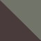 52N - SHINY CLASSIC DARK HAVANA/ SHINY ROSE GOLD/ GREEN