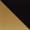 COL D - SCHWARZ/ GOLD