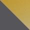 9007A7 - GOLD/ GRAU/ GOLD VERLAUF VERSPIEGELT