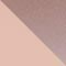 334168 - PASTEL PINK MOSAIC/ SHINY ROSEBROWN PURPLE GRADIENT