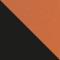 941704 - SCHWARZ/ ORANGE VERSPIEGELT