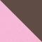 Y11 - BRAUN/ WEISS/ PINK VERSPIEGELT