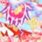 PINK/ WEISS/ GELB