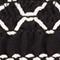 004 Black / New Ivory