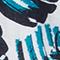 BLAU/ WEISS/ DUNKELBLAU
