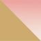 818 - GOLD/ HELLROT VERLAUF