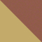 9064AF - GOLD/ HELLROT POLARISIERT