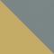 9064S2 - GOLD/ BLAU POLARISIERT