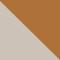 30136H - GOLD/ BRAUN