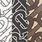 KHAKI/ WEISS/ BRAUN