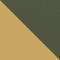 914731 - GOLD/ GRÜN