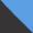 601SA1 - MATT SCHWARZ/ BLAU POLARISIERT