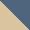 1089Q8 - GOLD/ BLAU