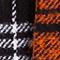 SCHWARZ/ WEISS/ ORANGE