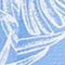 HELLBLAU/ WEISS