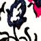 CREME/ BLAU/ PINK