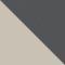 300387 - GOLD/ DUNKELGRAU