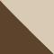 61423B - GOLD/ BRAUN VERLAUF