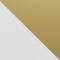 AAI5N2 - WEISS/ GOLD POLARISIERT